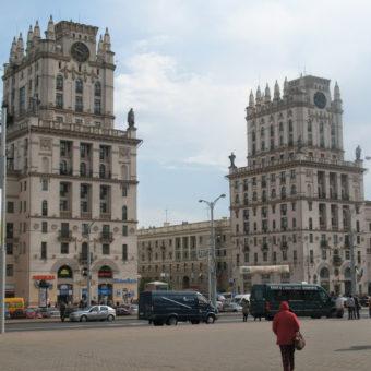 Przygody w Mińsku i Nieświeży – Białoruś część druga