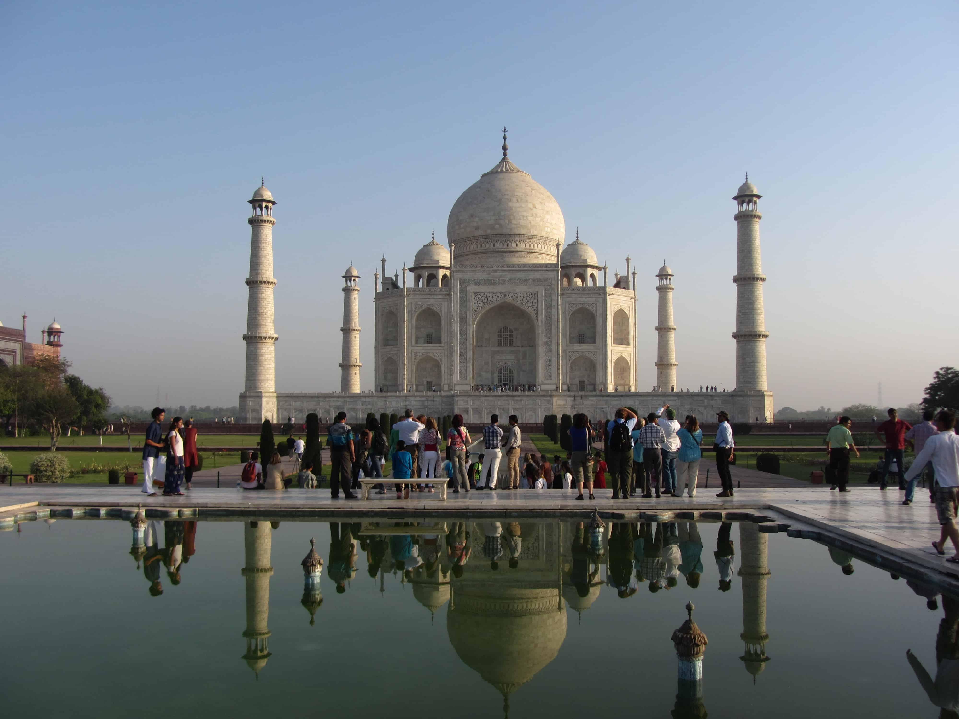 Taj Mahal 10 rano