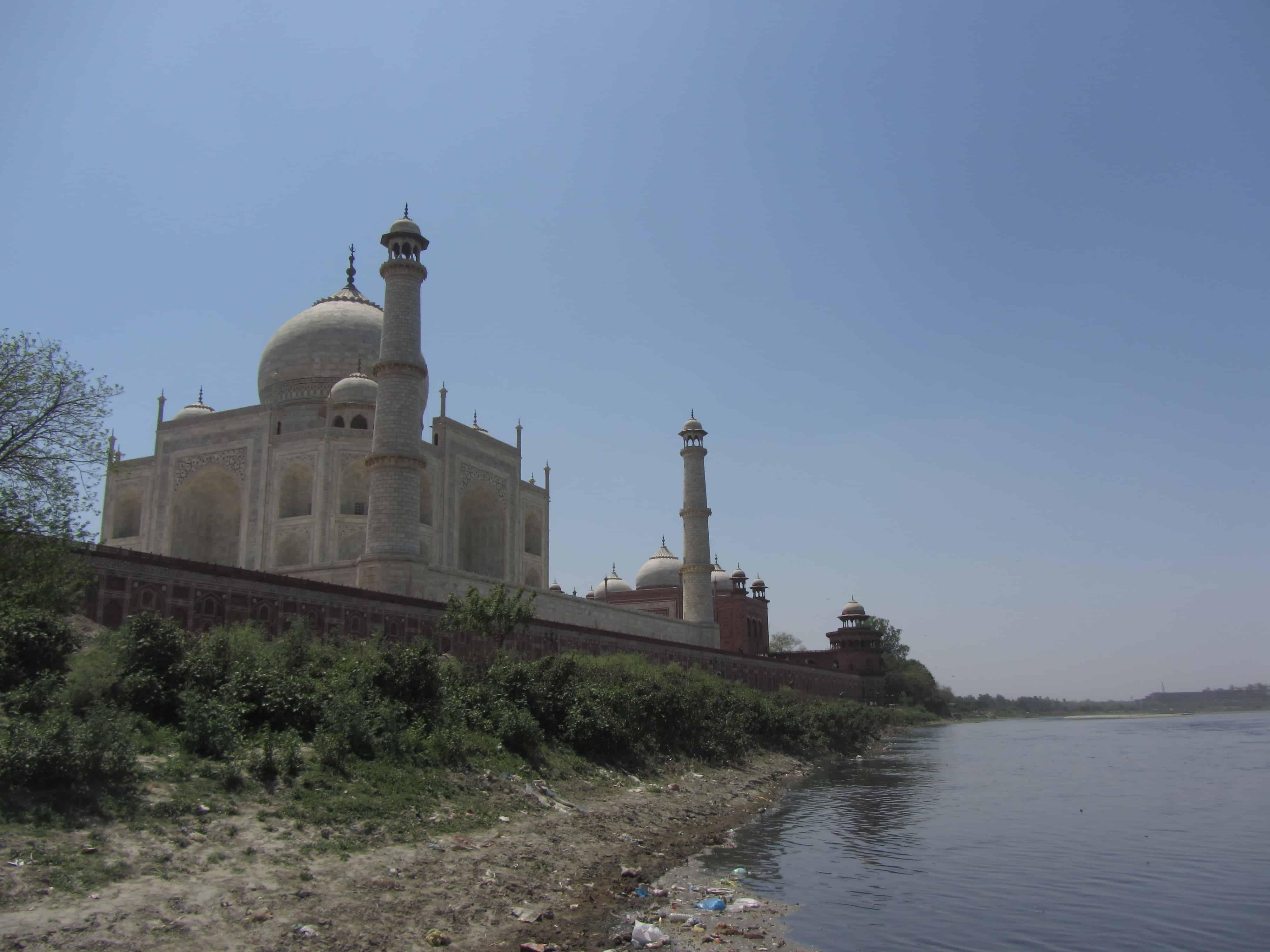 Taj Mahal, za darmo