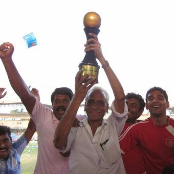 Groundhopping w Indiach. Mały futbol w wielkim kraju