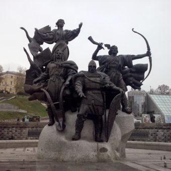 Wreszcie w Kijowie