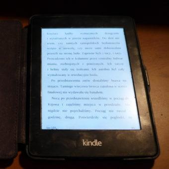 Historia pewnego Kindla – co czytają złodzieje?