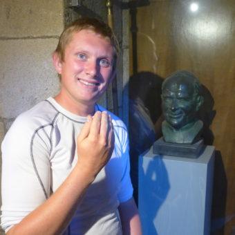 Druga galeria – pomniki Jana Pawła II