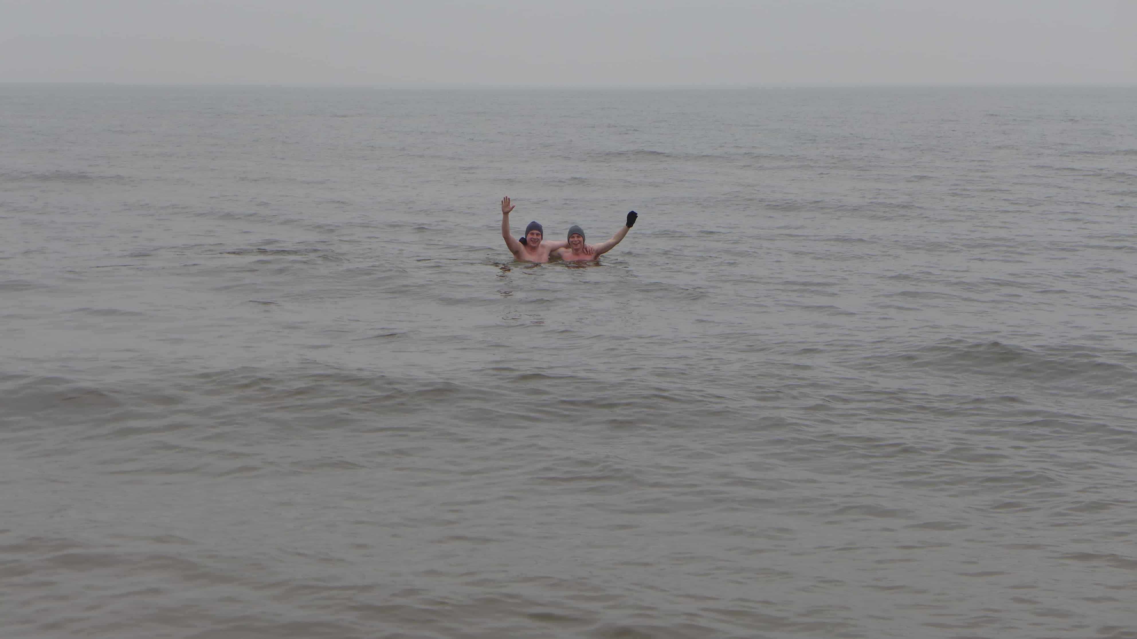 dystans, Morze Bałtyckie