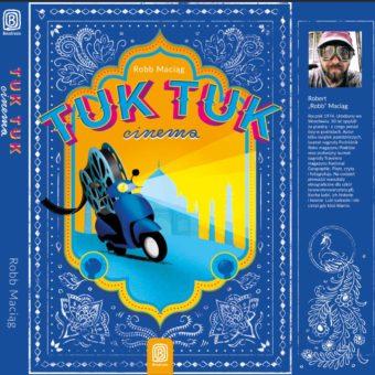 Objazdowe kino nad Gangesem – recenzja książki Tuk Tuk Cinema