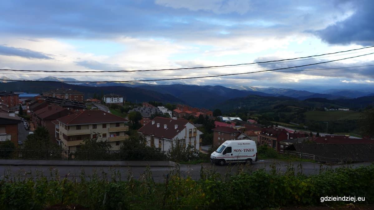 Tineo, Camino Primitivo