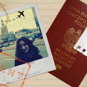 Wymiana paszportu a podróż poślubna