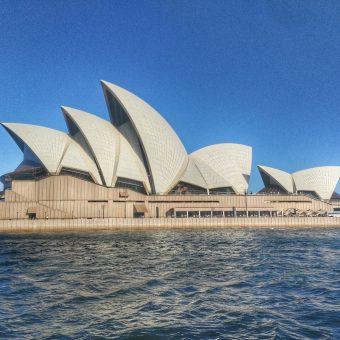 Sydney, czyli o naszych początkach w Australii