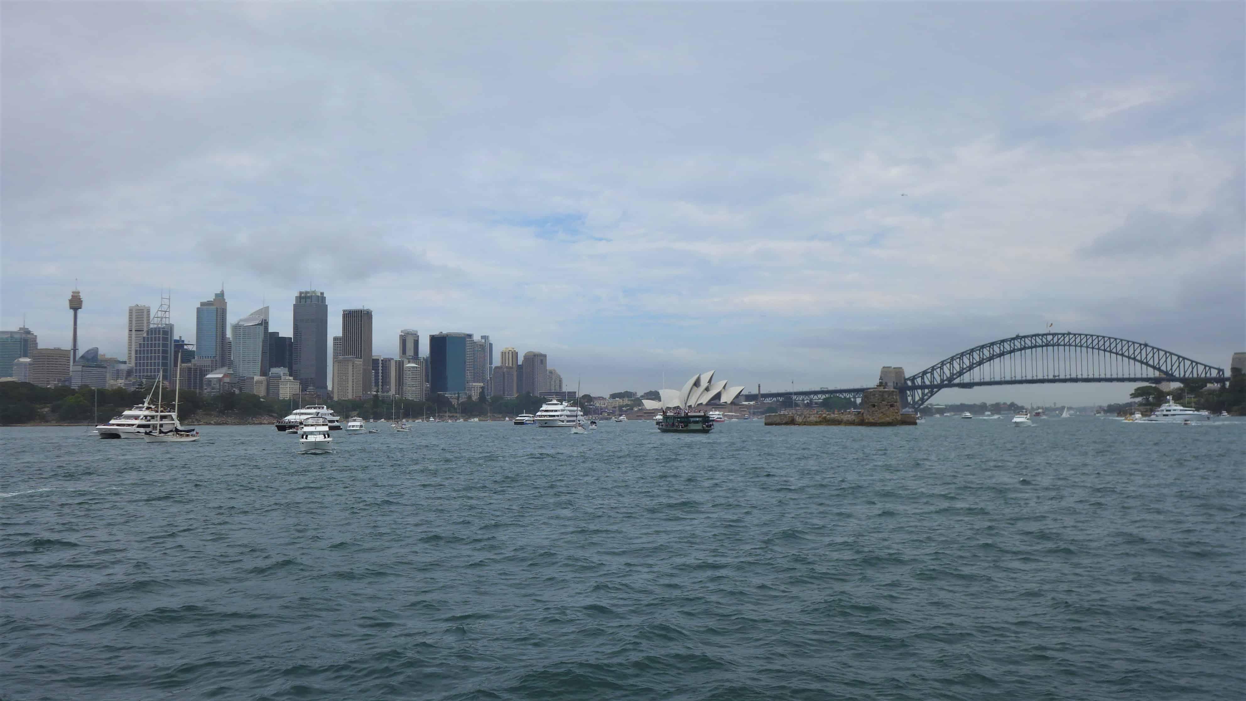 ferry Manly-Sydney