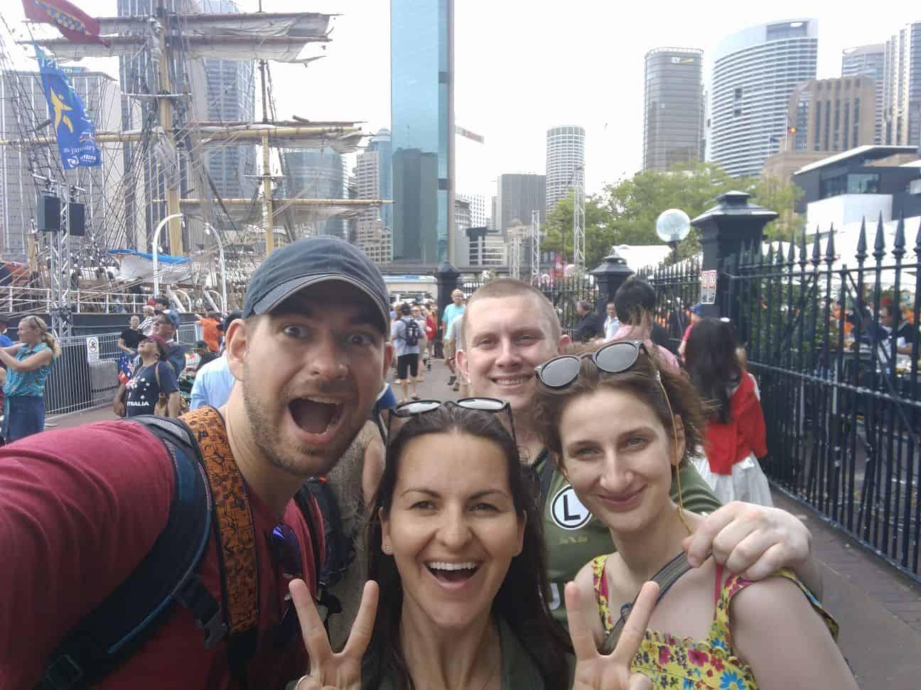 Australia Day; Sydney