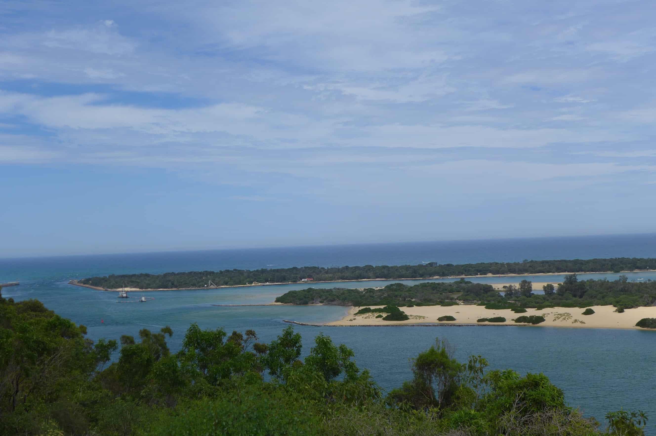 Australia autostopem