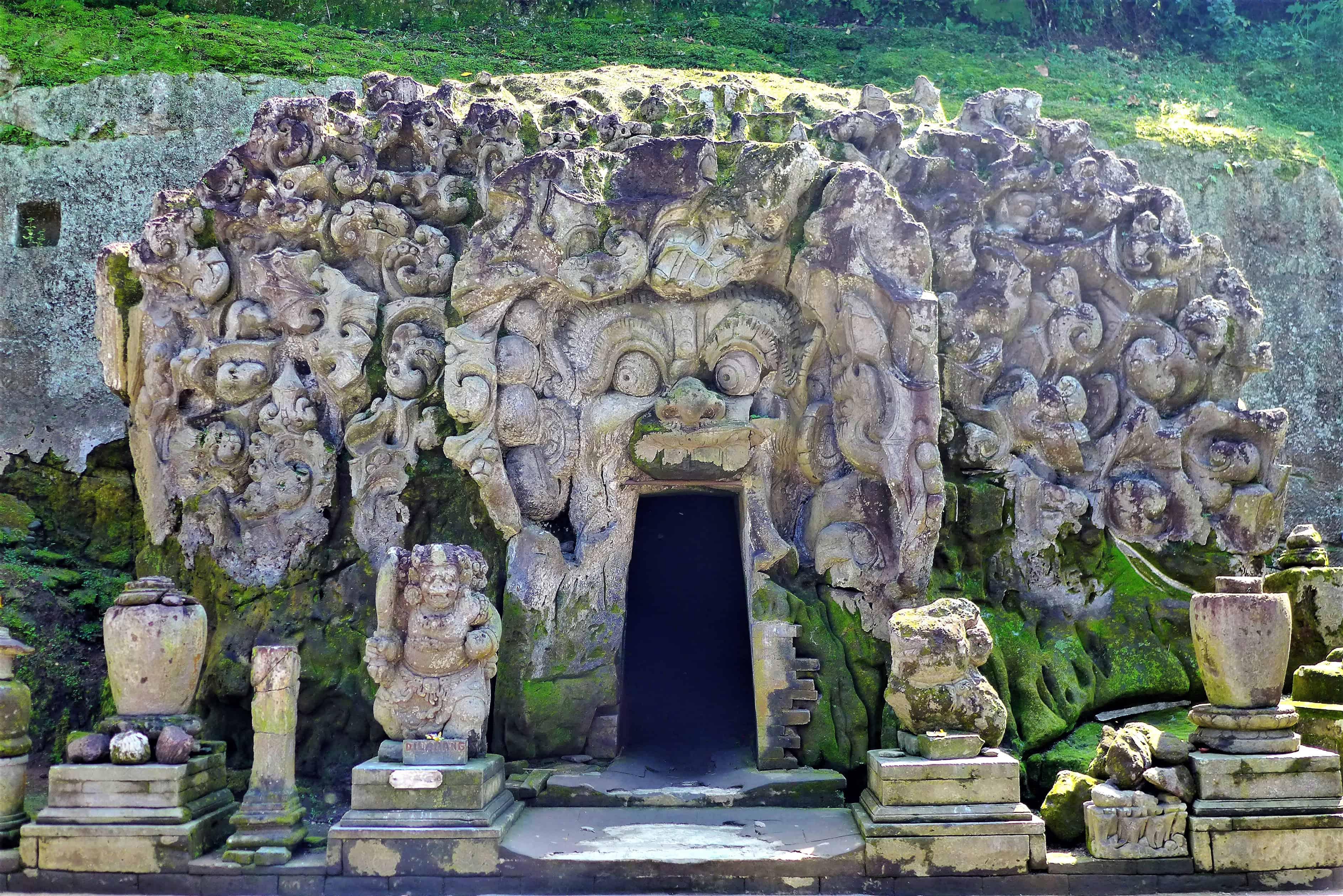 Elephant Cave, Goa Gajah