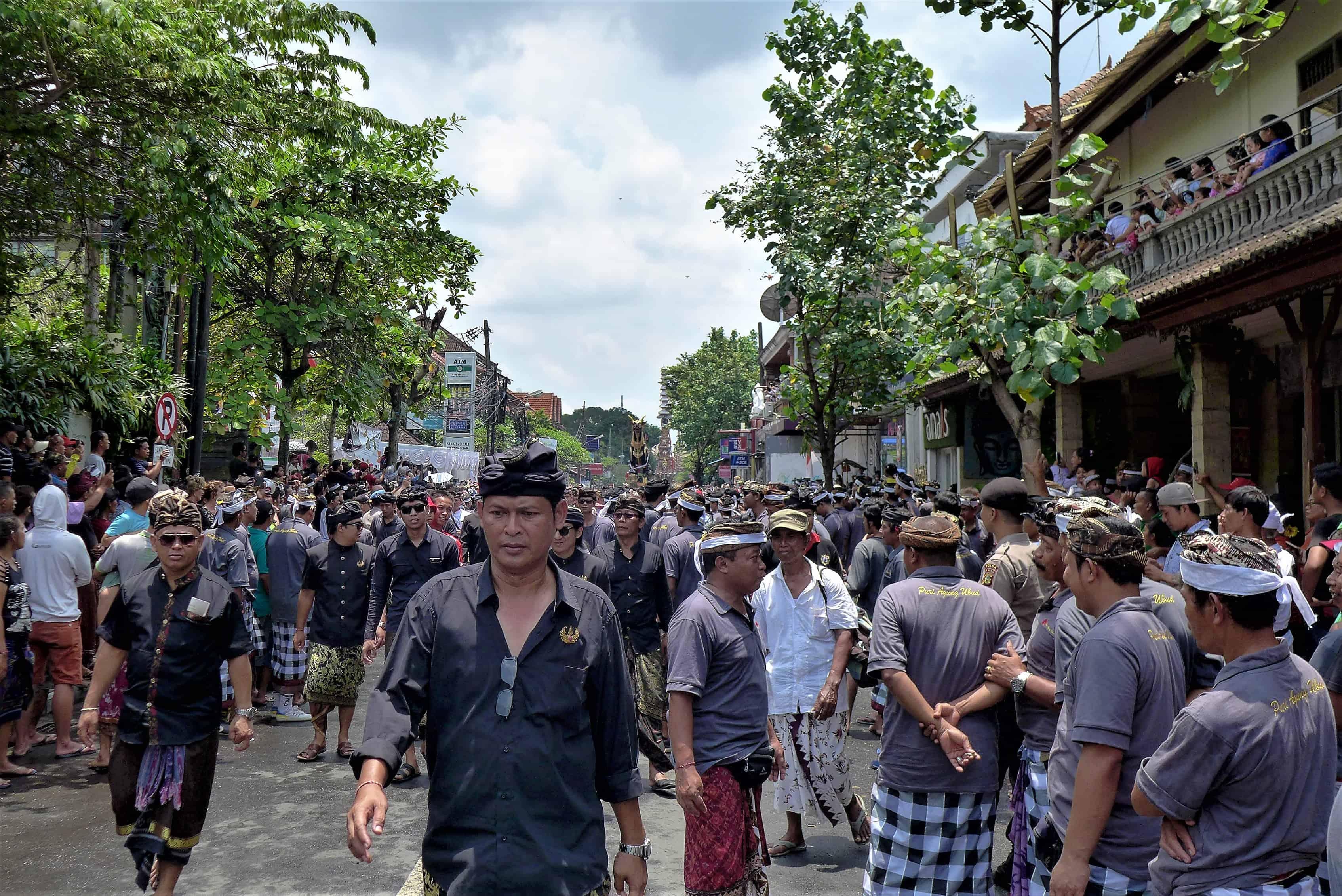 Zwiedzanie Bali.