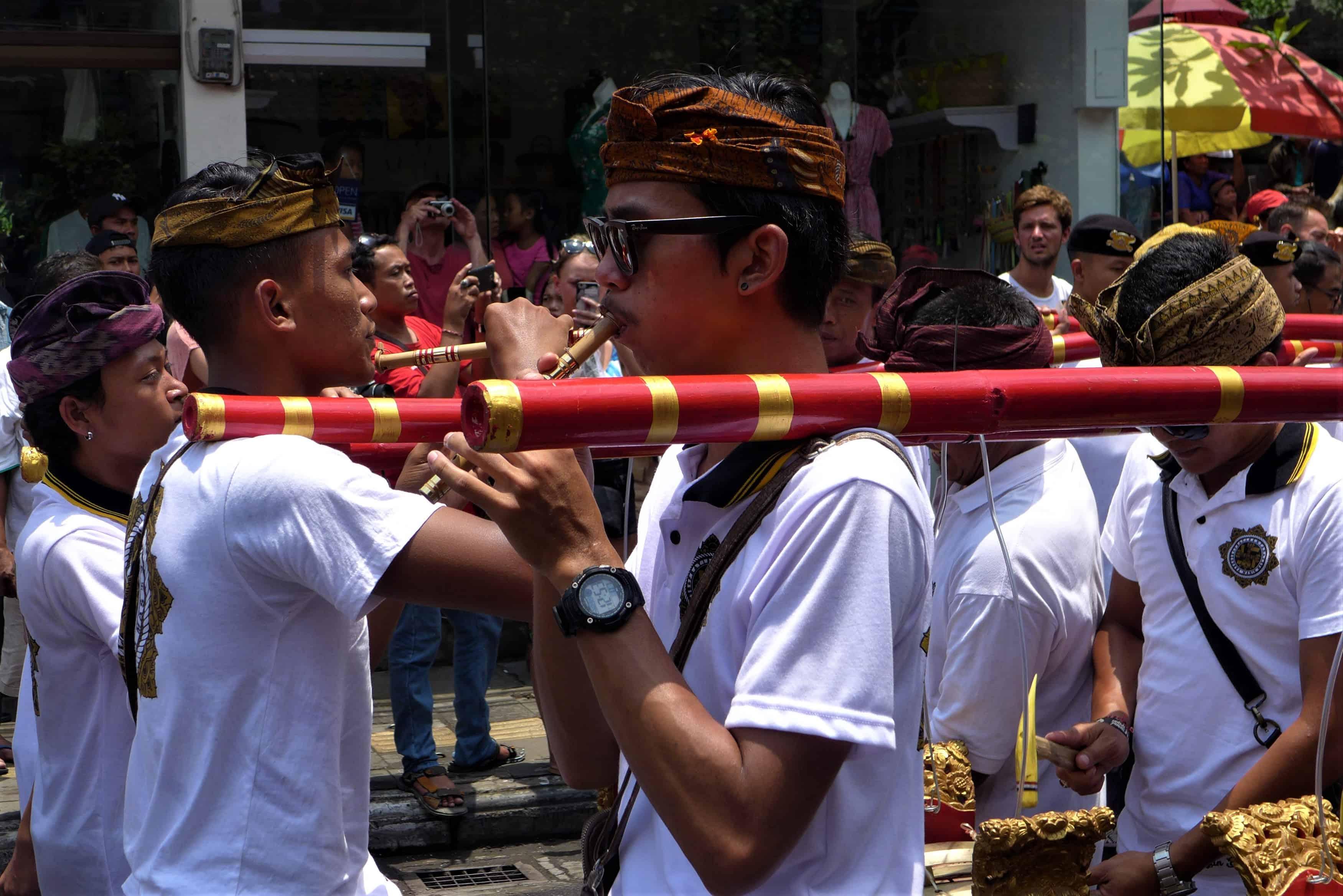 Zwiedzanie Bali