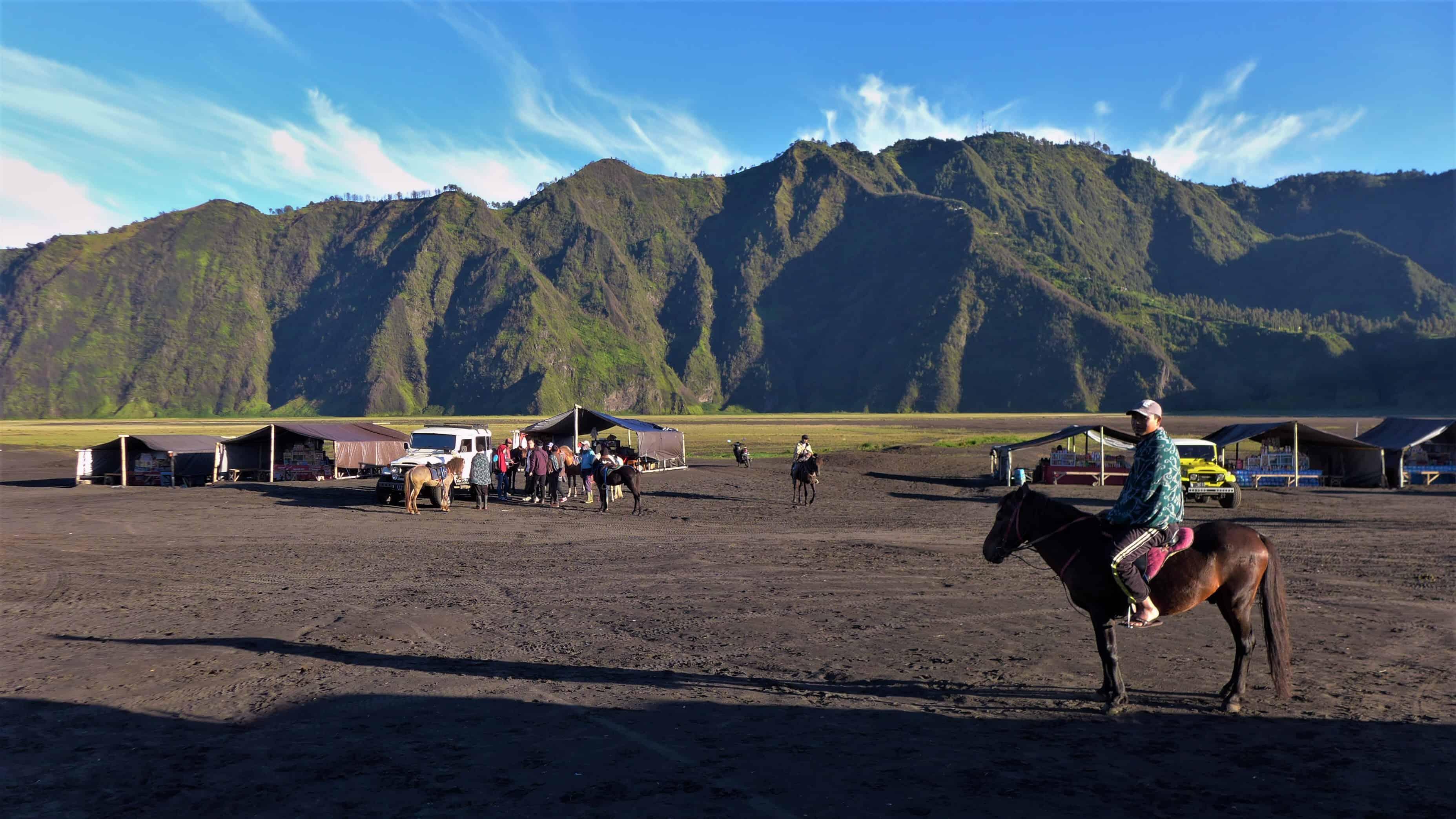 treking w Indonezji, Bromo