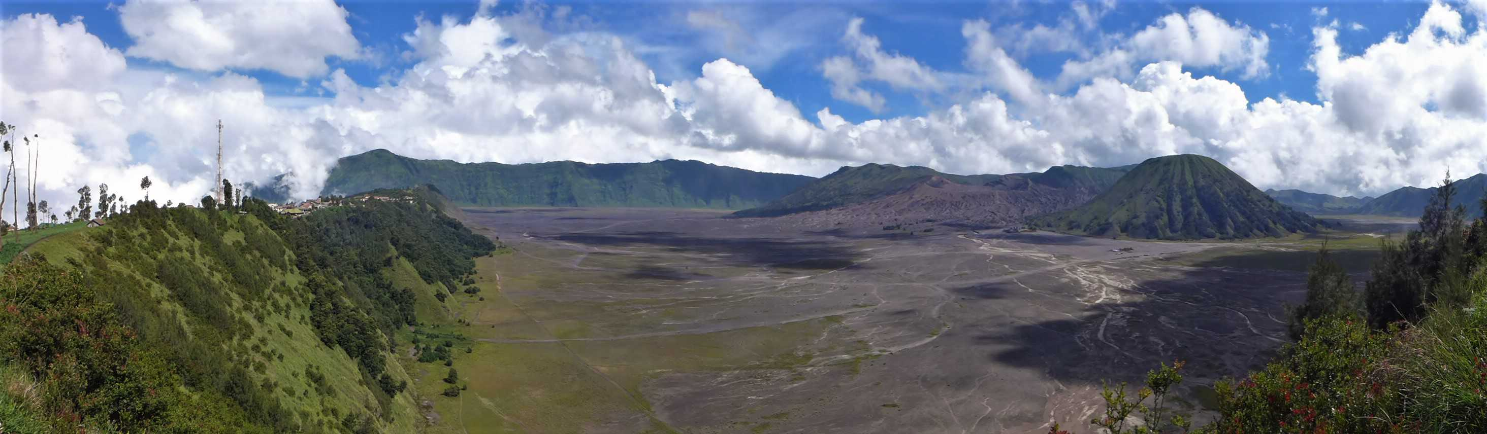 Treking w Indonezji, Bromo