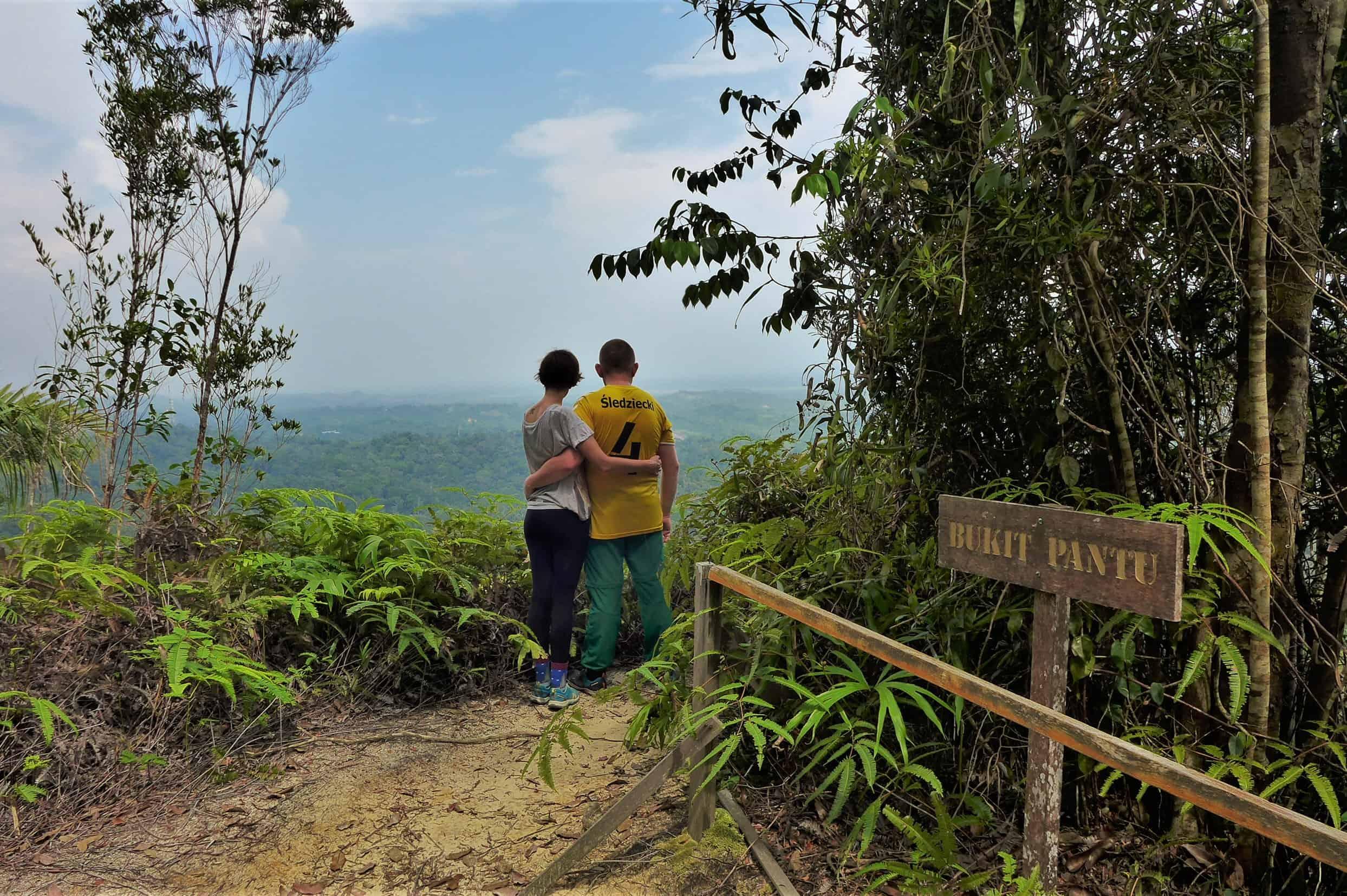 Bukit Pantu, Lambir Hills