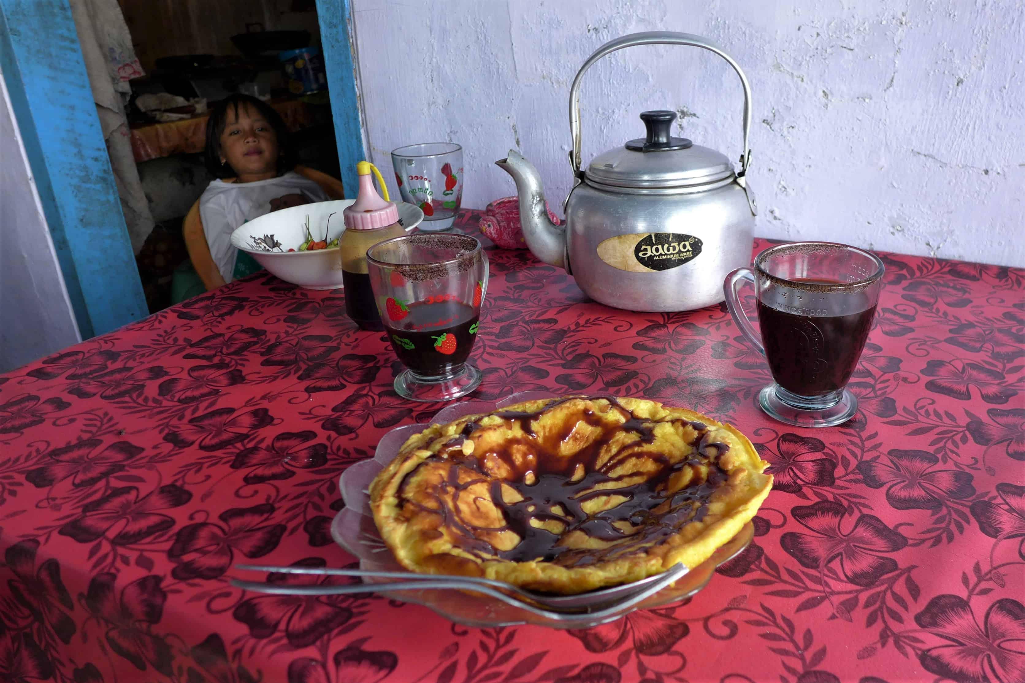 wegetarianizm w podróży ; Indonezja