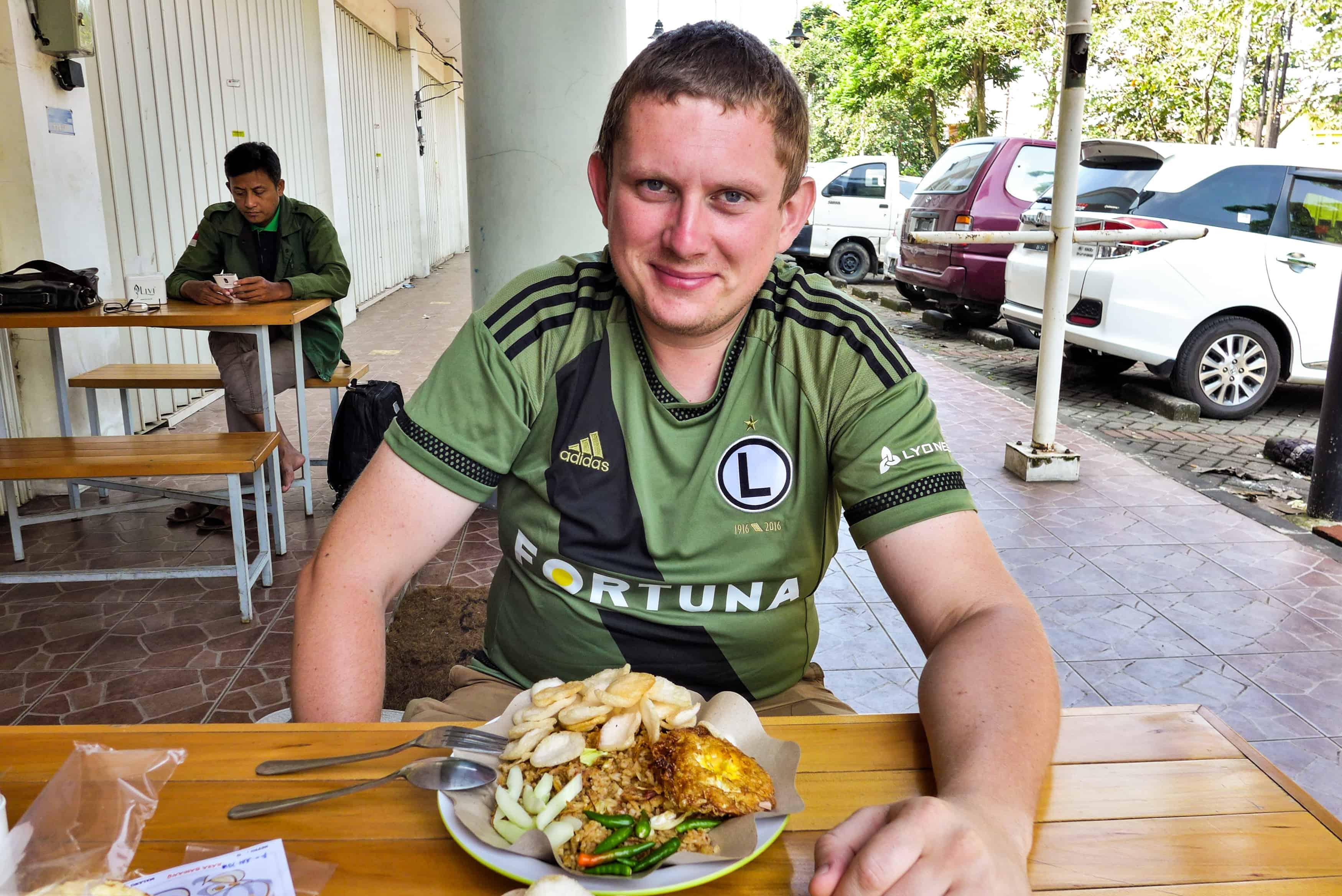 wegetarianizm w podróży - indonezja