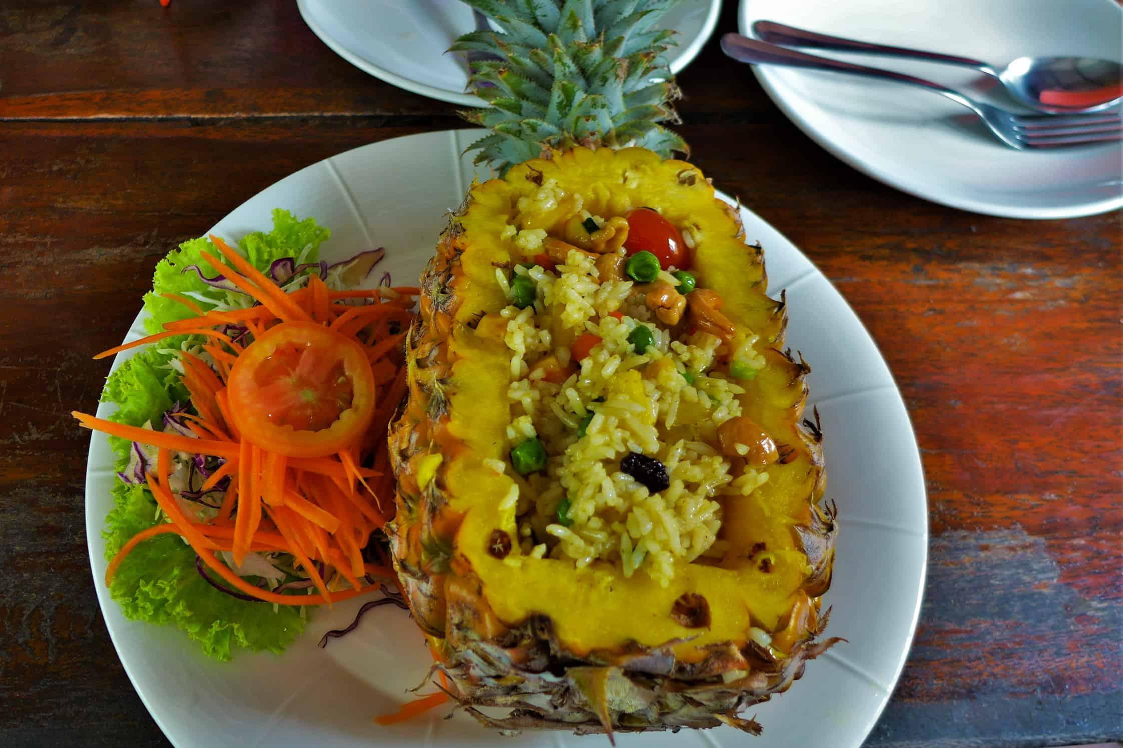 wegetarianizm w podróży - Azja