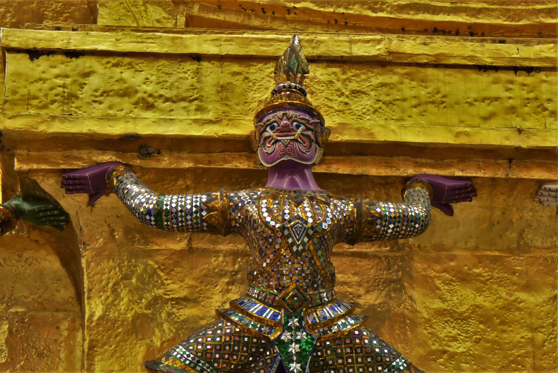 Bangkok, Pałac Królewski