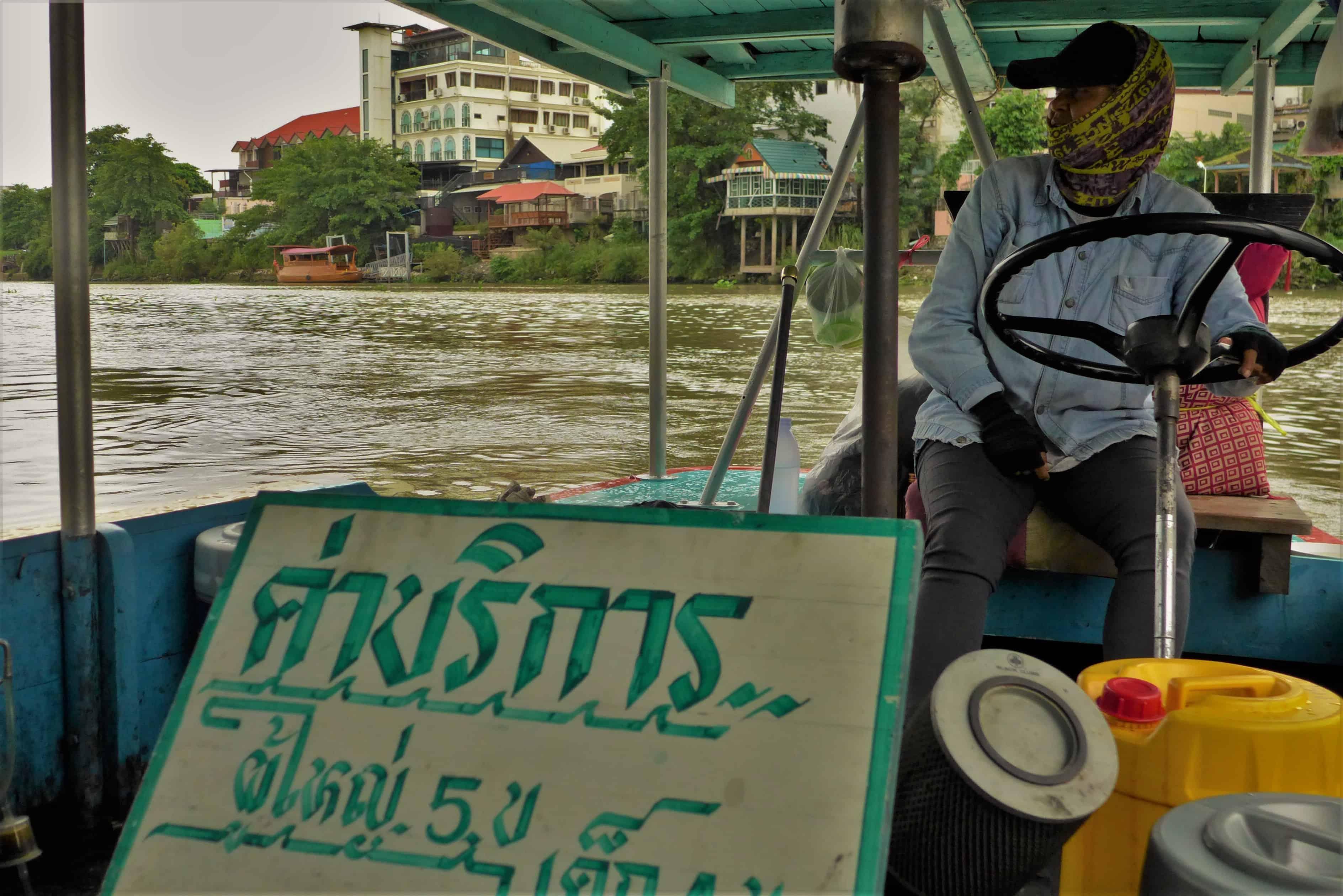 Ayutthaya, zwiedzanie