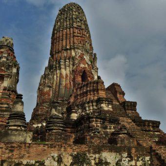 Ayutthaya – ruiny świątyń w pobliżu Bangkoku