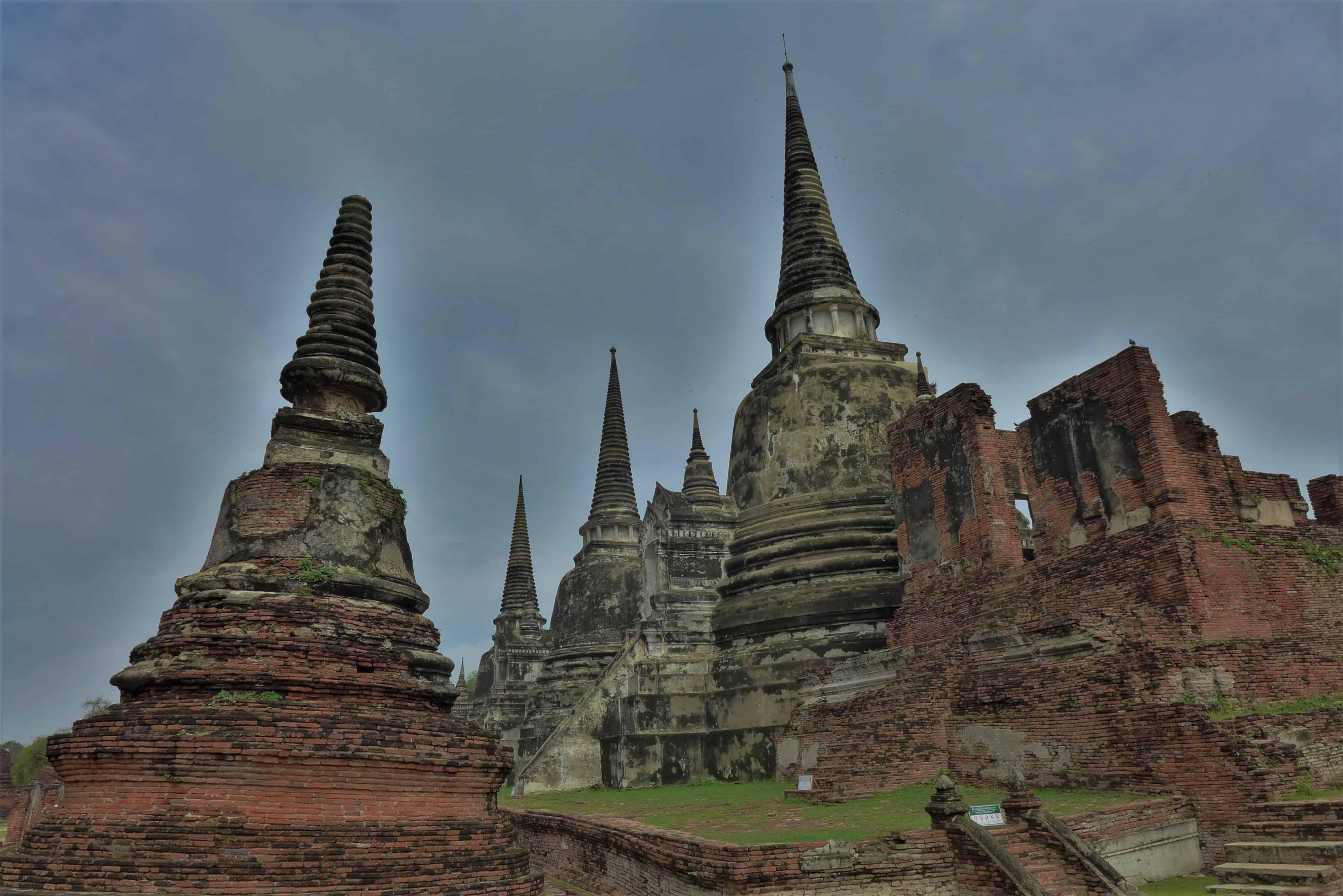 Ayutthaya, świątynie, zwiedzanie