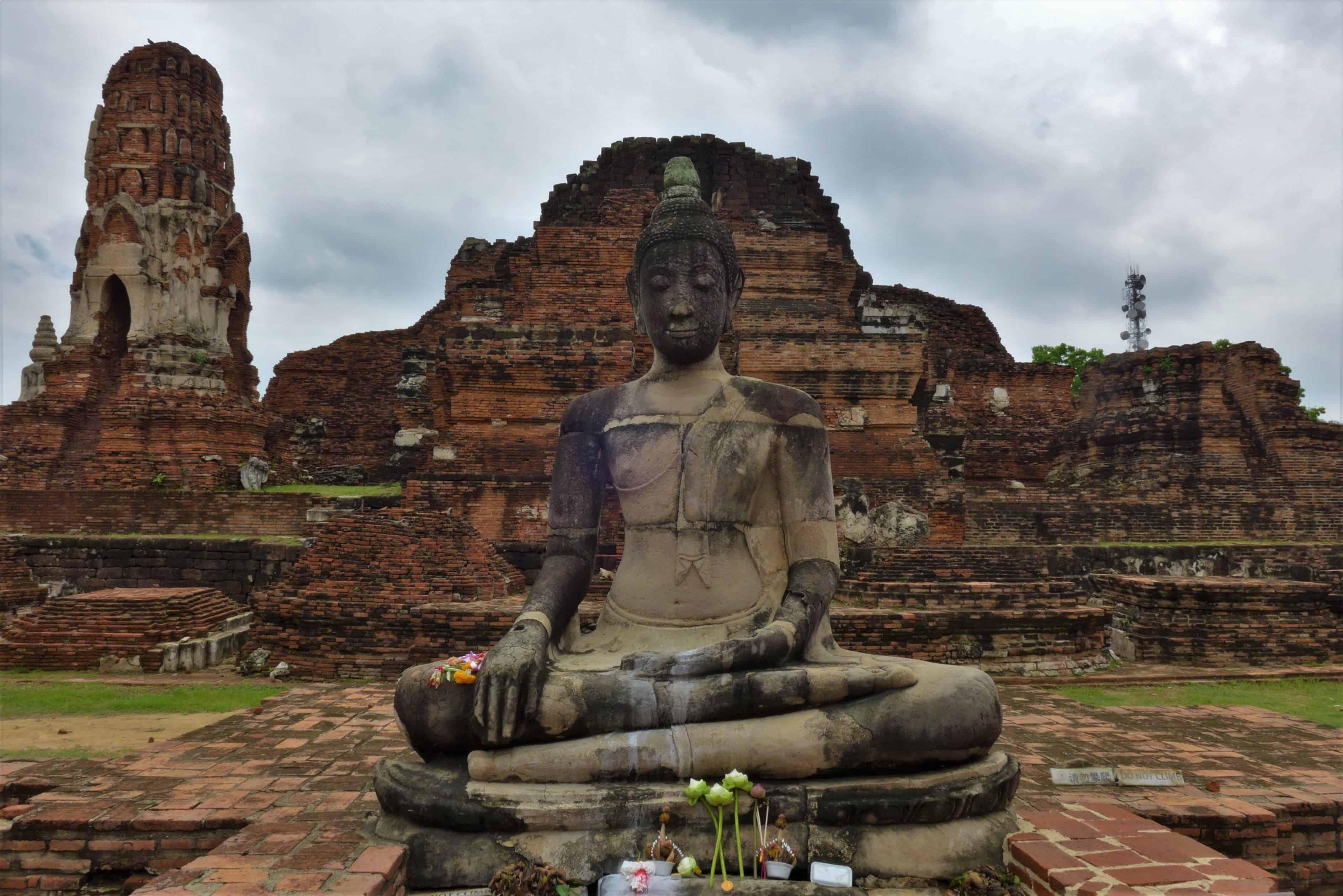 Ayutthaya, Wat Mahathat
