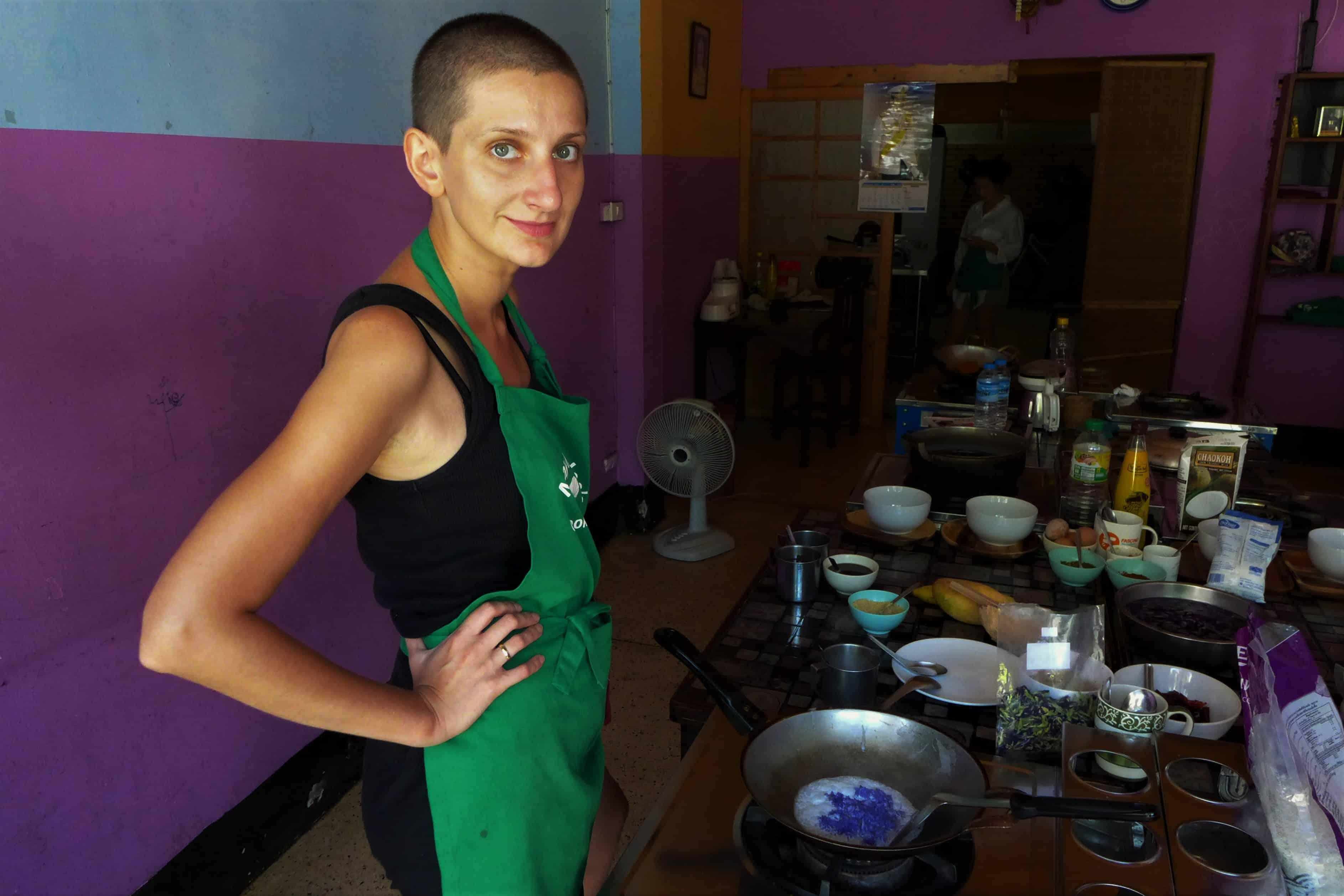 wegetarianizm w podróży - Tajlandia