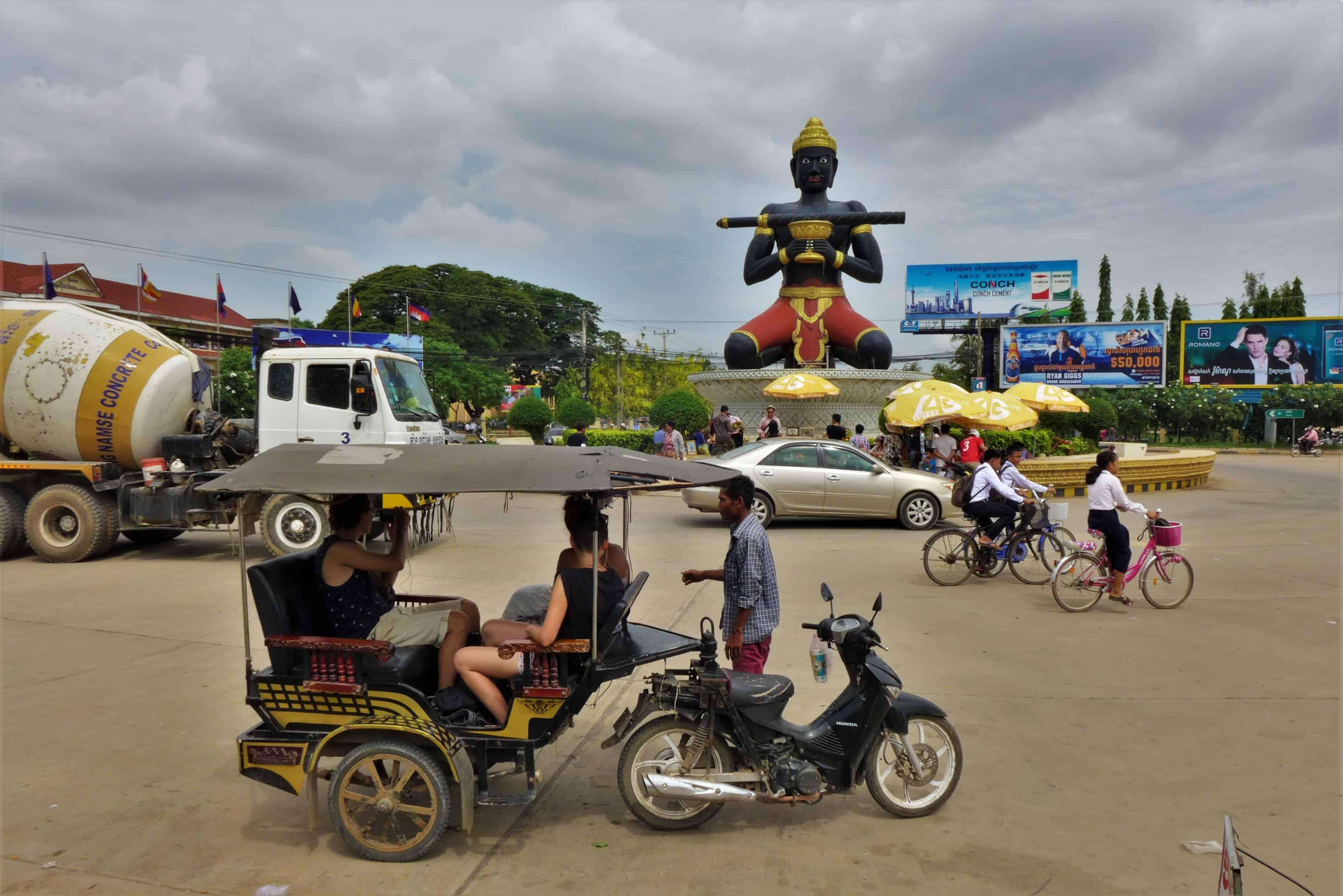 atrakcje Battambang, Ta Dumbong