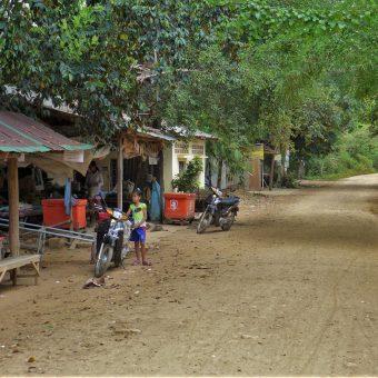 Uwaga oszust: migawki z Kambodży