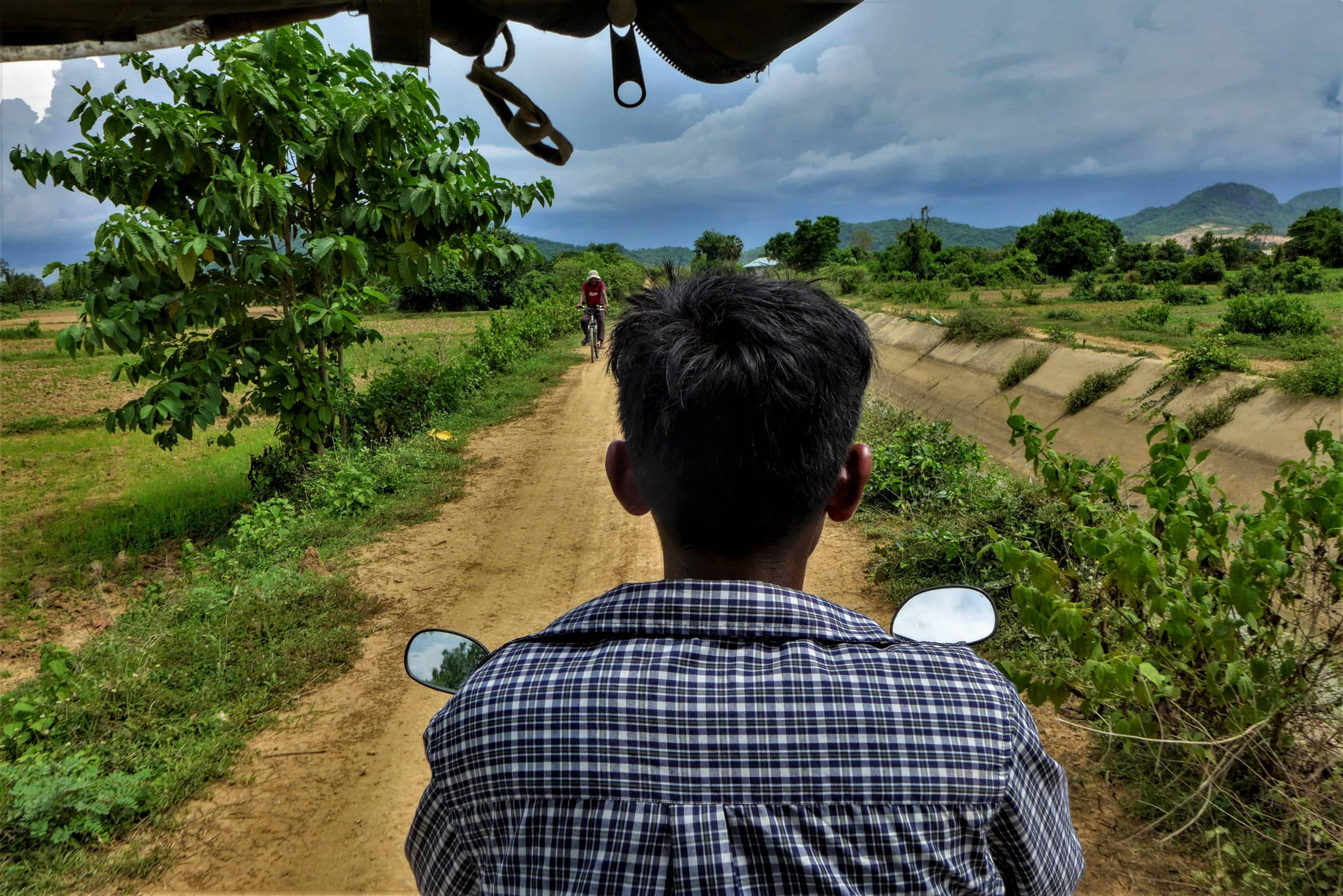 kierowca tuk tuka, Battambang