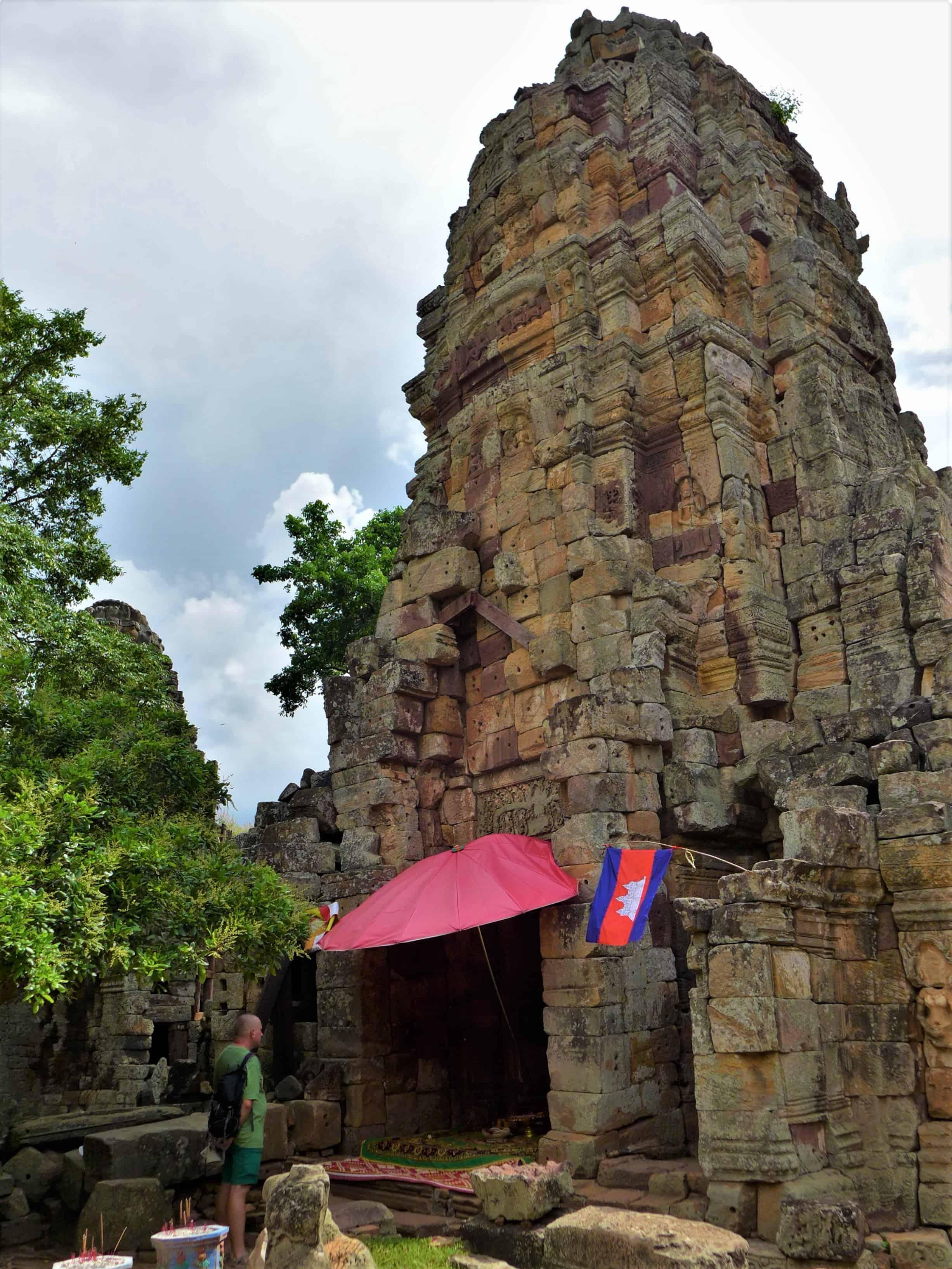 atrakcje Battambang, Wat Banan