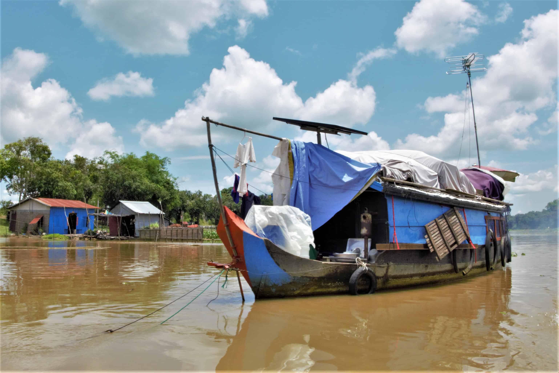 rejs do Siem Reap