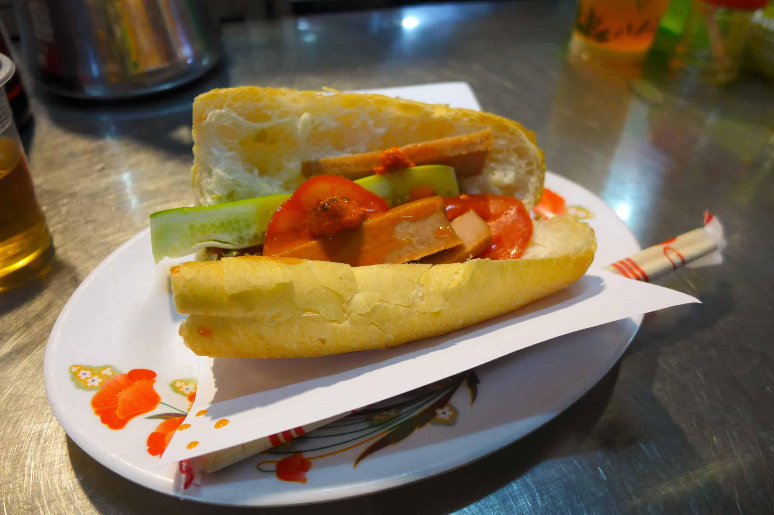 wegetarianizm w podróży - Kambodża