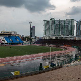 Czekając na Mundial. Wizyta na meczu ligi kambodżańskiej
