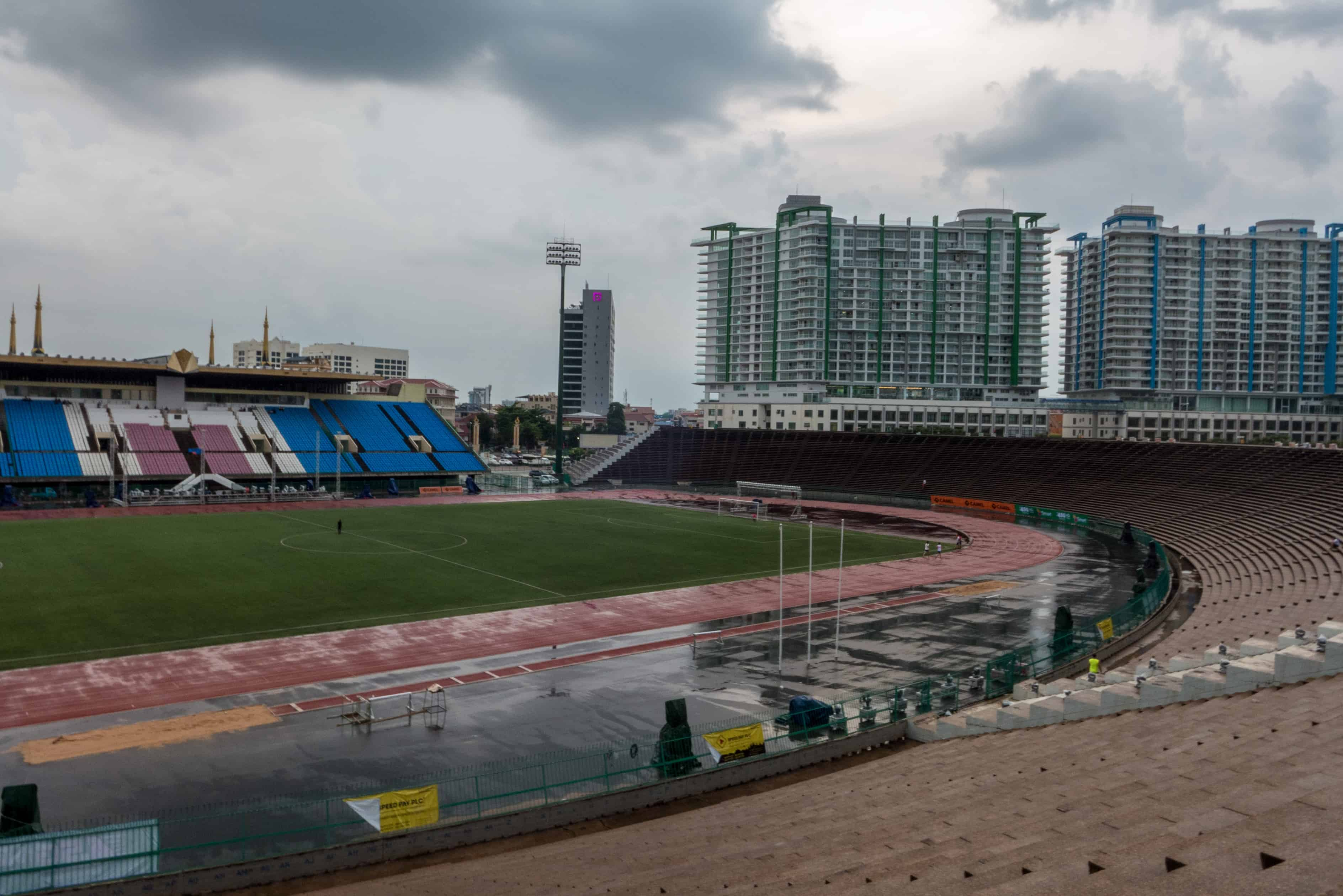 Phnom Penh, stadion olimpijski