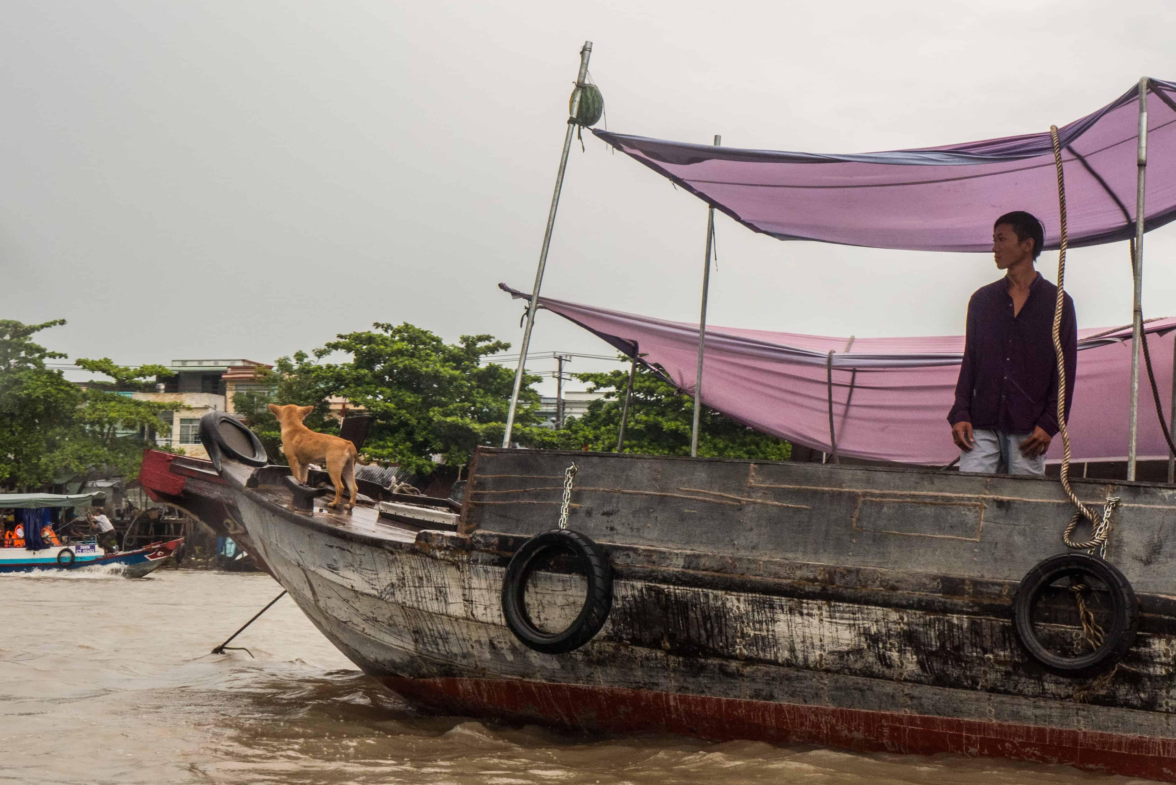 Delta Mekongu, Cai Rang