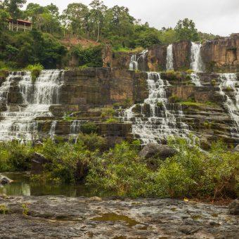 Wodospad Pongour – na własną rękę