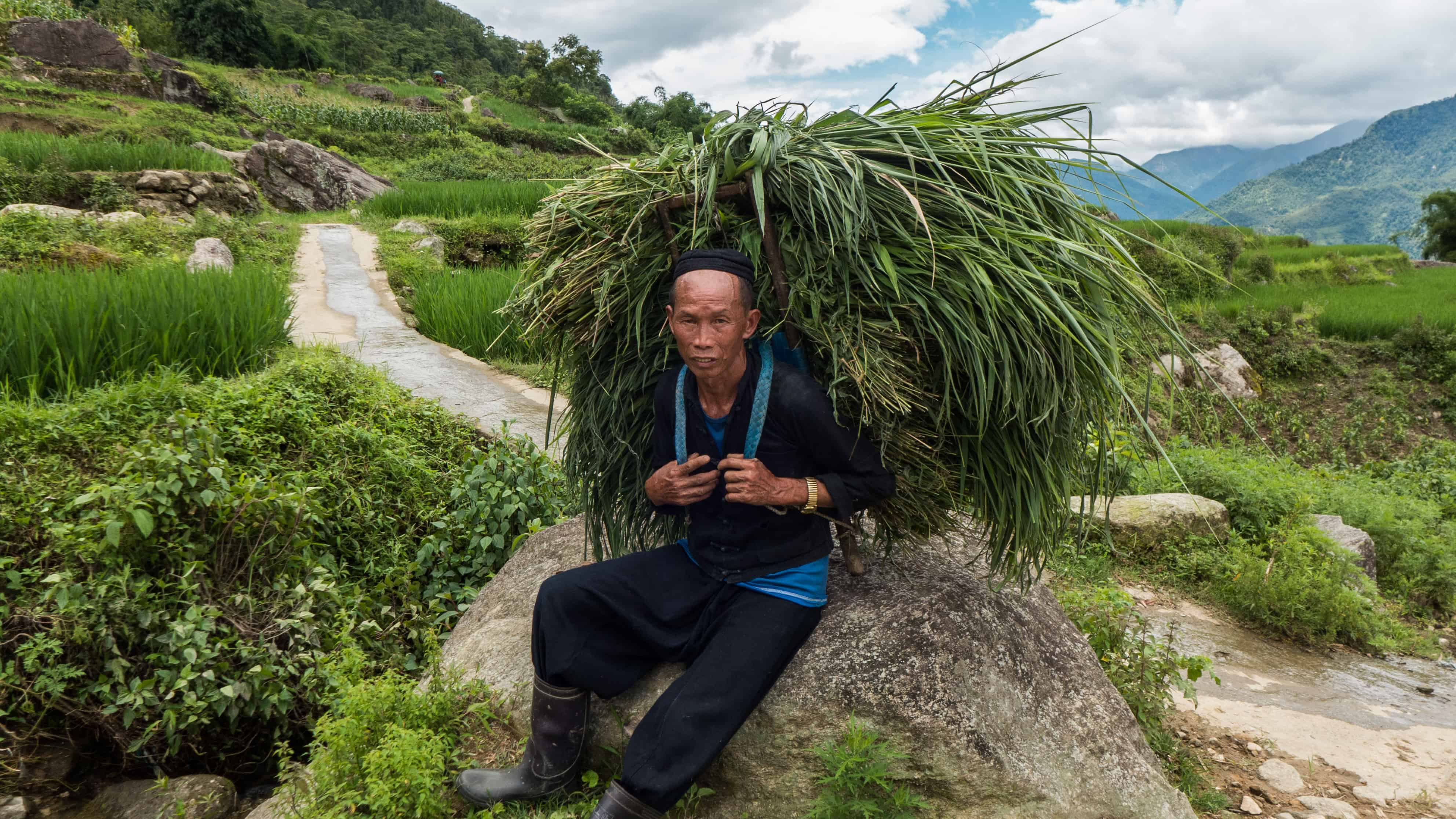 Hau Thao, treking