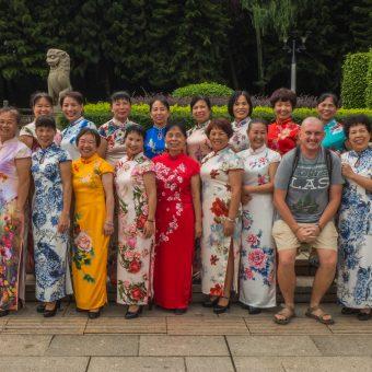 Nanning, autostop w Chinach i pierwsze wrażenia z Państwa Środka
