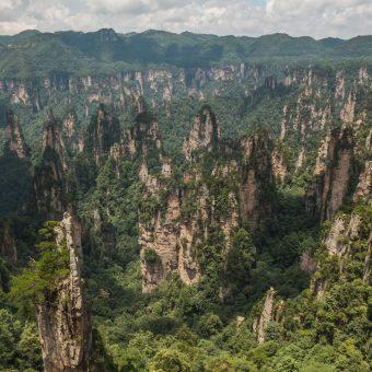 Zwiedzanie Zhangjiajie. Informacje praktyczne o krainie z Avatara