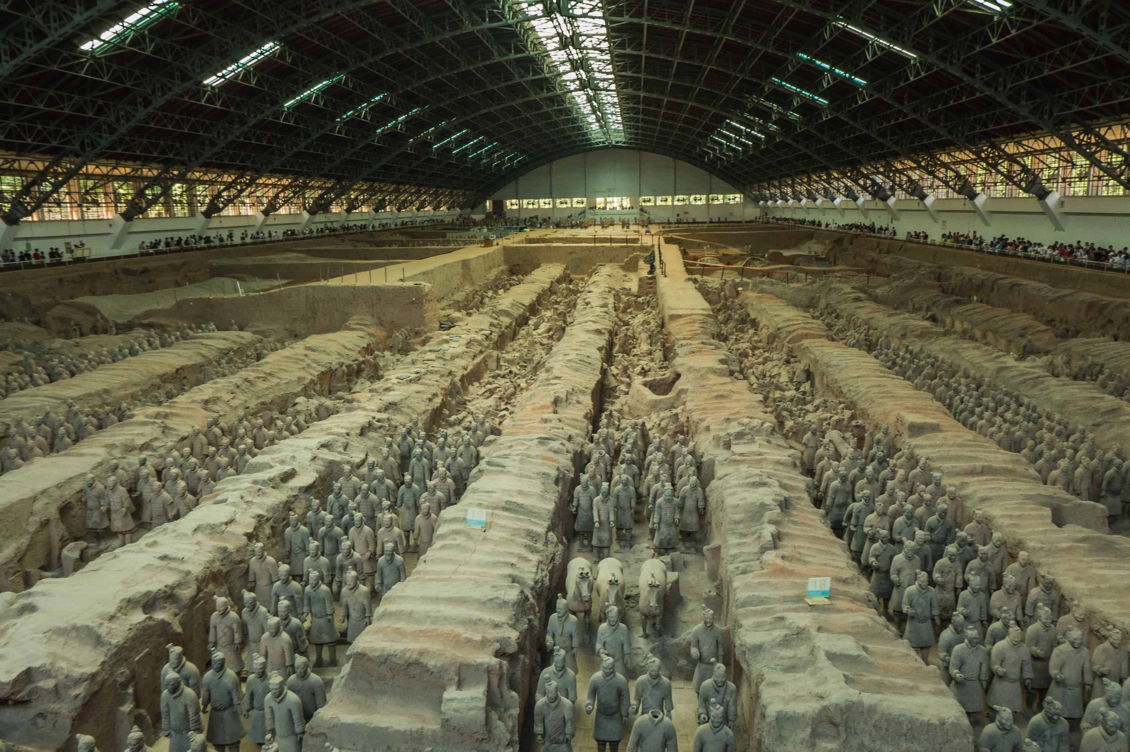 Terakotowa Armia Xi'an