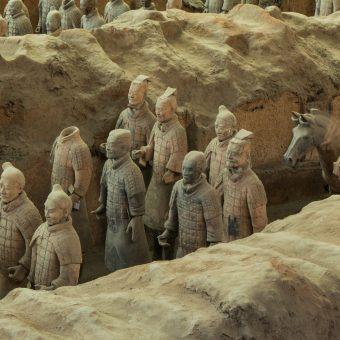 Terakotowa Armia w Xi'an. Lekcja historii niezwykłej