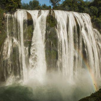 Huangguoshu – największy wodospad w Azji