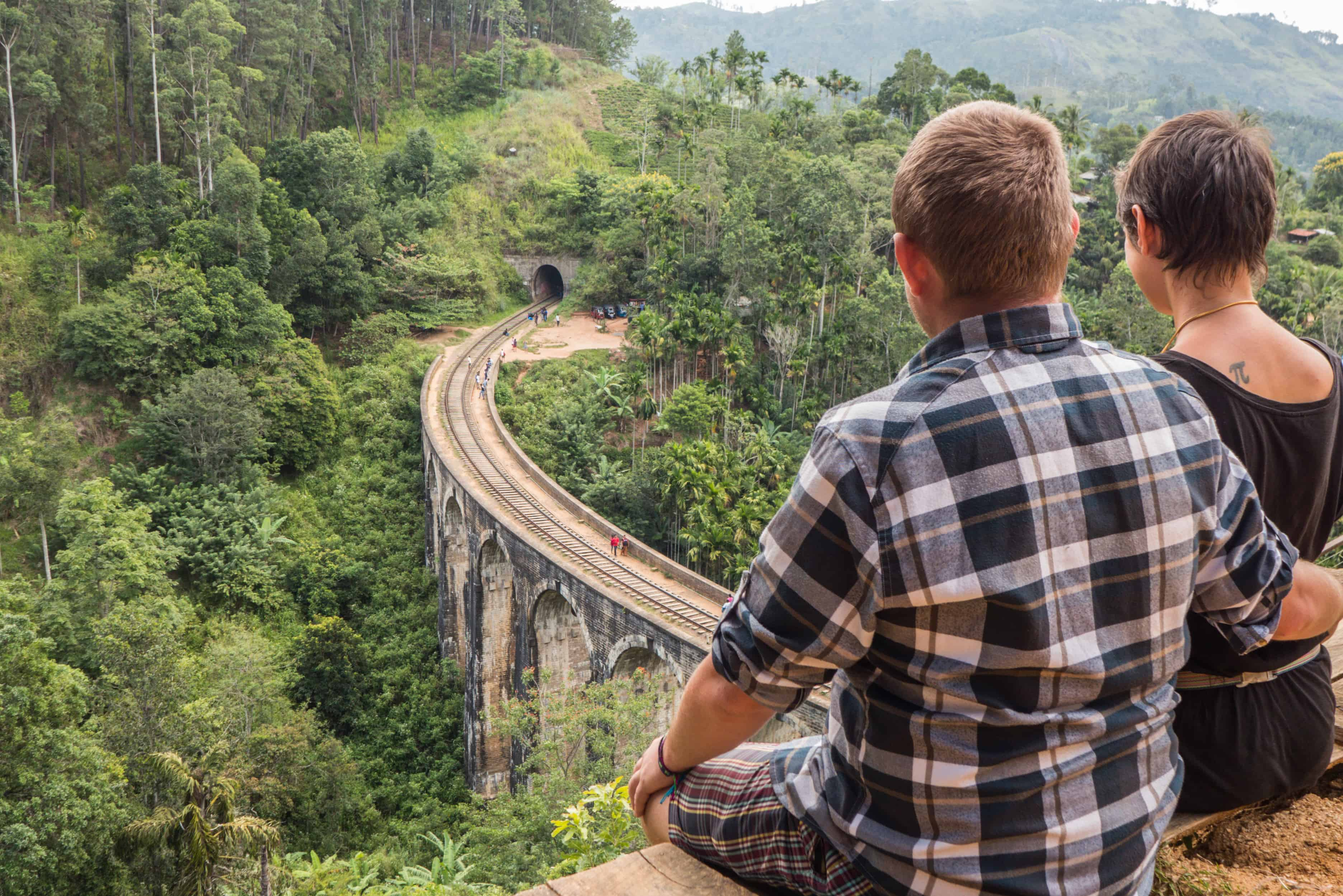 Sri Lanka. co zobaczyć, Ella, Nine arch bridge