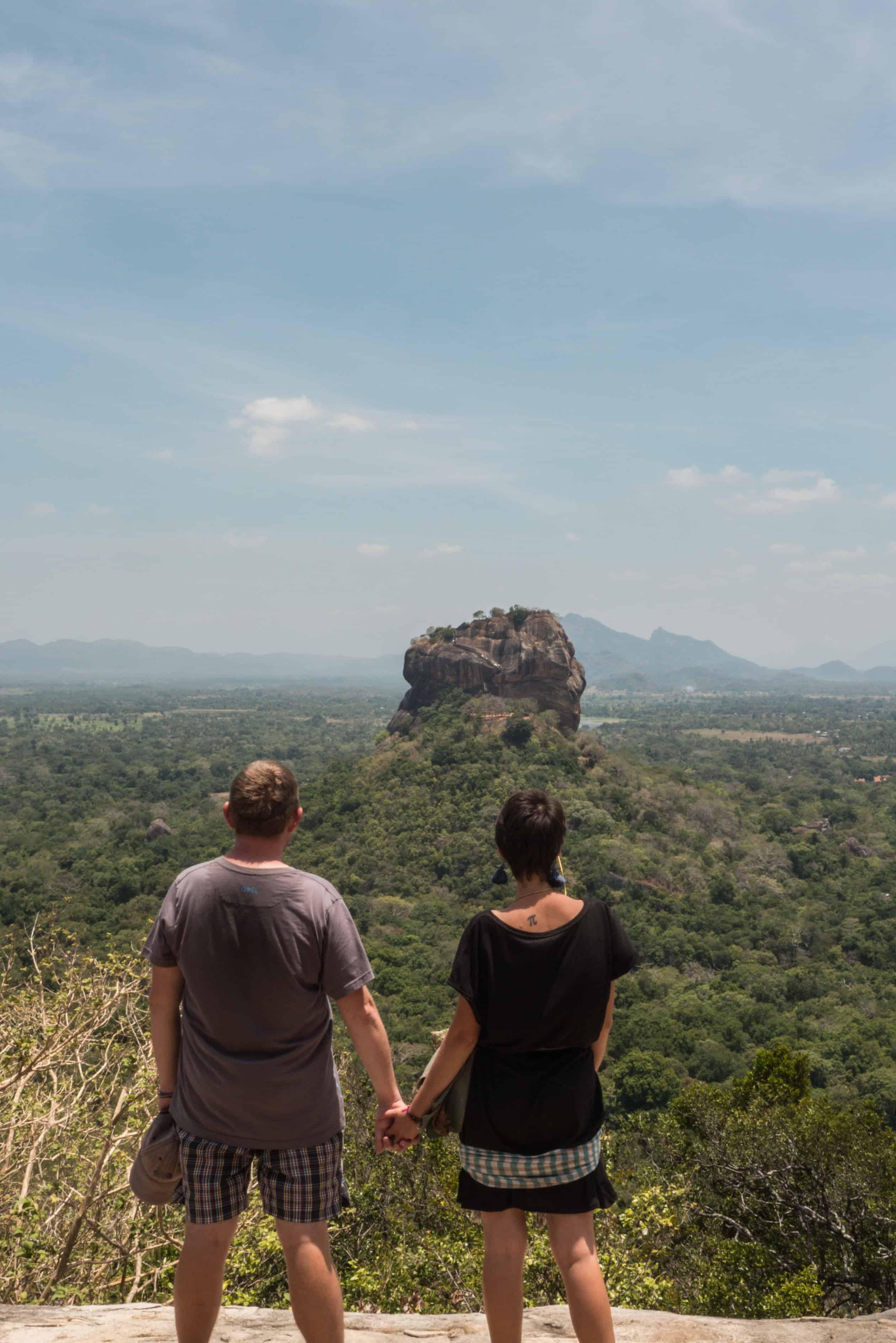 Pidurangala; Sri Lanka. co zobaczyć