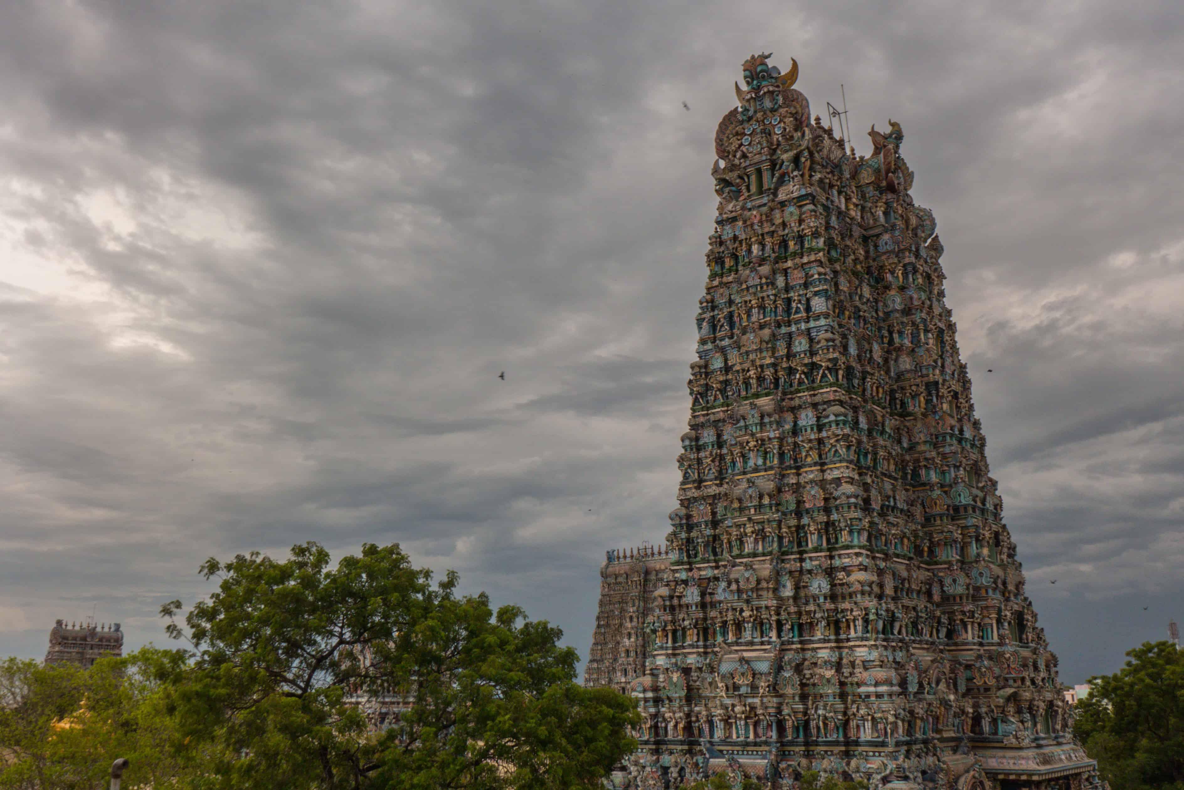 Maduaj, Świątynia Minakszi