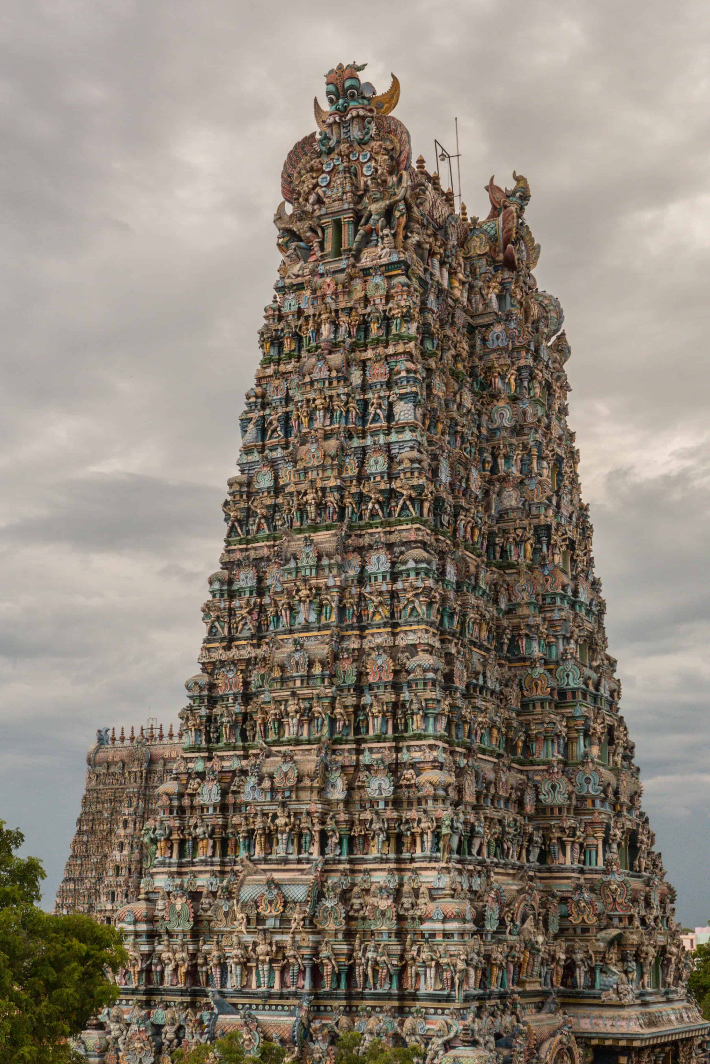 Maduraj, Świątynia Minakszi